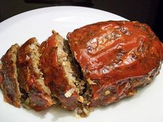 ... on Pinterest | Ground Beef, How To Make Meatballs and Healthy Meatloaf