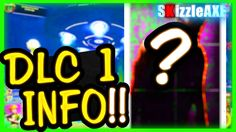 DLC 1 MAP PACK TEASER IN SPACELAND FOR INFINITE WARFARE ZOMBIES (IW Zomb... Call Of Duty Iw, Infinite Warfare Zombies, Call Of Duty Infinite, Teaser, Neon Signs, Map, Location Map, Maps