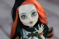 monster high repaint | Flickr - Photo Sharing!