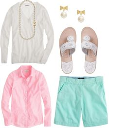 """""""Spring please hurry"""" by southernbelle ❤ liked on Polyvore"""