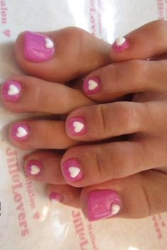 Baseball nail artl polish pedicure so cute yelp nail 12 adorable toe nail polish designs page 8 of 13 prinsesfo Images