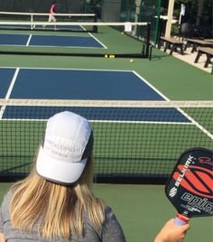 b9462c91186 Pickleball Hat - Pickleball athlete - cap - running cap