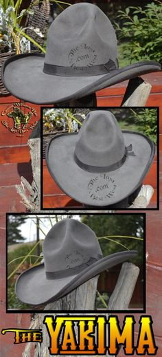0934ad721c9a4 Yakima Cowboy Hat - The Last Best West Rodeo Cowboys