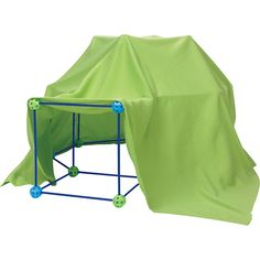 Build your own fort kit! Just ordered this for Max's birthday, can't wait to build forts with him!