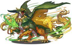8/14 寵物圖檔更新 (奧丁龍) - Puzzle & Dragons 戰友系統及資訊網