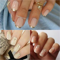 Image result for nude manicure