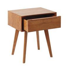 Nachttisch im Vintage-Stil ... - Portobello