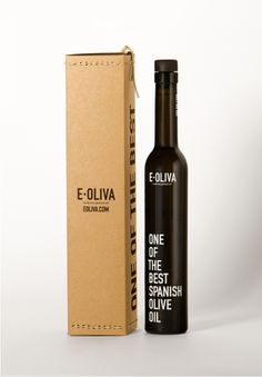 E-Oliva | Packaging of the World: Creative Package Design Archive and Gallery