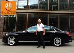 Aydin from Baku Azerbaijan, is now the proud owner of this new Mercedes S-Class. A demonstration car the customer has discovered in the Internet at mobile.de. OVICARS has done the export and processing for him to complete satisfaction.   #ovicars #export #luxurycars #mercedes www.ovicars.de