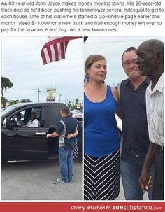 A good deed