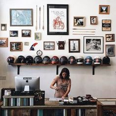 "ironandresingarage: ""Service with a smile. Shop corners via @_jnbl #InRsf """