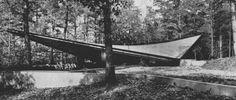 Eduardo Fernando Catalano - Raleigh House (North Carolina - 1954)