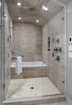 Luxury Master Bathroom Decorating Ideas (16)