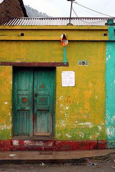 storefront, Xela, Guatemala by Shield on Flickr.Quetzaltenango, Guatemala