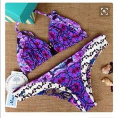 ISO this pattern Maaji suit! not for sale. Trying to figure out what this pattern is called or if anyone has this in medium I will buy it! Maaji Swim