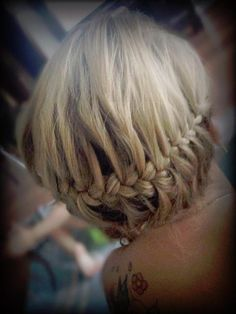 braid up