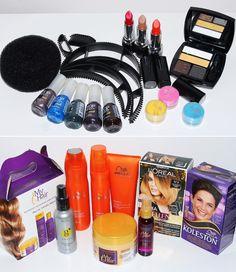 Sorteio: Desapegos cabelo e make 22 prêmios - Eu vou de Rosa- Blog sobre Cabelos e Cosméticos