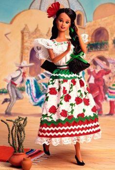 Barbie de mexico