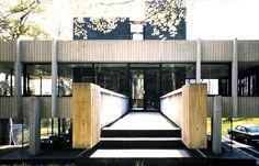 Bernat Klein Studio - Selkirk - Peter Womersley - 1972