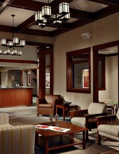 Medical office waiting room ideas.
