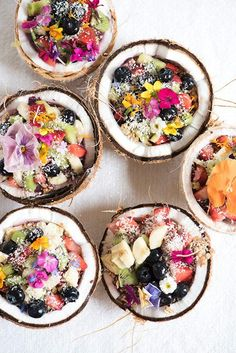 11 Fruit Boats That Are *Almost* Too Pretty to Eat | Brit + Co