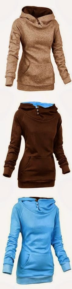 Amazing Comfy and Cozy Colorful Hoodies for Ladies