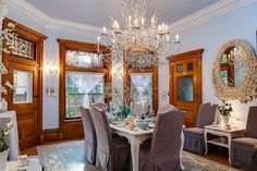 This Crazy Parkdale Mansion is a Gilt-y Pleasure at $2M - on the market - Curbed Toronto