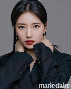 Suzy Bae (배수지) x Lancôme For Marie Claire 2020 Bae Suzy, Korean Actresses, Korean Actors, Actors & Actresses, Asian Actors, Korean Beauty, Asian Beauty, Korean Girl, Asian Girl