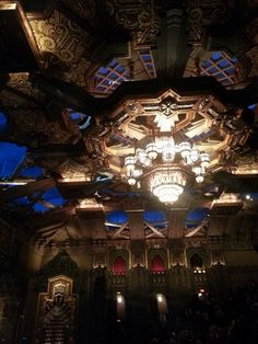 Pantages Theater - photo by Deidre Allabashi