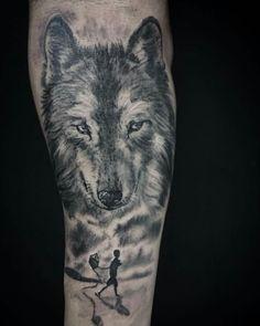De menino a lobo by Felipe Mello