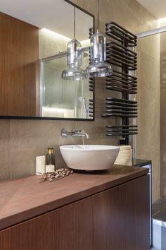МЕТРАЖ: 60 м2  ДИЗАЙН: ARCA DESIGN Double Vanity, Sink, Bathroom, Home Decor, Sink Tops, Washroom, Homemade Home Decor, Vessel Sink, Vanity Basin