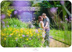 PLANTATION GARDENS, NORWICH | Engagement Photoshoot