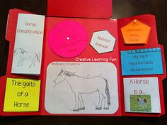 Today I am releasing the third lapbook in my Veterinary Lapbooking Series. I am excited for you all to see today's lapbook! This week's lapbook theme is Horses. This lapbook covers several different things that you might want your child to know about horses. This lapbook has been made for children between grades first – fifth … … Continue reading →