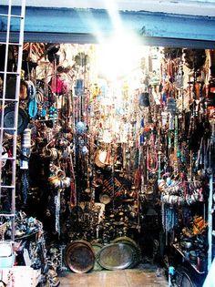 clutter. i love clutter.