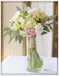 hydrangeas vintage arrangement