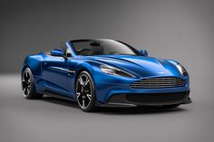 The sound of a naturally-aspirated V12 is a wonderful thing. The Aston Martin Vanquish S Volante lets you enjoy it without a pesky roof getting in the way. Its aforementioned 5.9L powerplant delivers 594 hp to the rear wheels through...