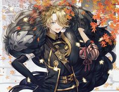 Horoscopes in Anime Cool Anime Guys, All Anime, Mutsunokami Yoshiyuki, Cartoon Boy, Bishounen, Handsome Anime, Manga Boy, Touken Ranbu, Sword Art Online