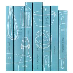 These aren't your Grandma's cookbooks. Our Contemporary Cookbook Set brings the best of what's new and exciting in the culinary world together in a thoroug