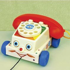fisher-price phone