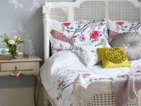 Floral Design Camera da letto a tema