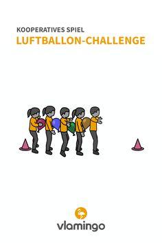 Balloon Games, Air Balloon, Kindergarten Portfolio, Team Building, No Equipment Workout, Fall Crafts, At Home Workouts, Workshop, Challenges