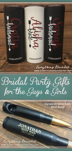 Gifts for guys personalized bridal parties Super Ideas Groomsmen Flask, Groomsmen Gifts Unique, Groomsman Gifts, Gifts For Wedding Party, Bridal Gifts, Party Gifts, Bridal Parties, Wedding Fun, Wedding Photos