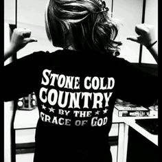 STONE COLD COUNTRY **BY THE** GRACE OF GOD