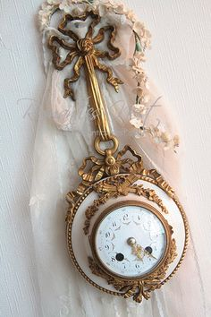 French clock!