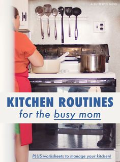 Best kitchen routine