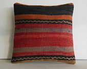 outdoor cushion cover floor pillow cover turkish kilim pillow accent pillow cover turkish throw pillow bohemian pillow turkish cushion cover