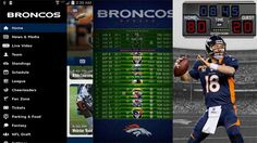 Live Denver Broncos Game Stream On Your Android. If you are at work, out of town, or running some errands you are download the Denver Broncos Live Streaming App to your Smartphone. The Denver Broncos developed the android app for their fans so as to just have the taste of the Broncos live streaming on their android. You can use different kinds of Android mobile such as, HTC, Motorola, Nokia, Samsung, Sony, Nexus, LG and many other.