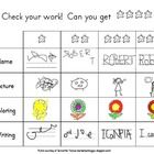 This resource will help your kindergarten students self-monitor as they complete their writing.  Students can compare their work to the rubric to s...