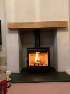 Pickering 5kW EcoDesign woodburner