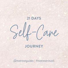 Weil deine Seele jetzt mehr als nur gute Ratschläge braucht, posten wir 21 Tage lang jeweils ein Selfcare-Ritual, das du mit nur wenigen Minuten Aufwand zu Hause ausprobieren kannst.   Damit du dran bleibst und den Überblick behälst, haben wir ein Worksheet zum Download und Ausdrucken für dich vorbereitet. Zusätzlich kannst du deine Rituale auf den wöchentlichen Checklisten auf Instagram abhaken. #diyretreat #miniretreat #metreatguidesbykathieandjea #mymetreatmoment #metreatlove… Self Care, Journey, Place Card Holders, Day, Instagram, 21 Days, The Journey